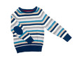 Children warm sweater