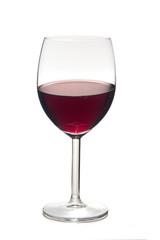 Weinglas - Rotwein