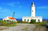 Far de la Mola in Formentera, Balearic Islands, Spain poster