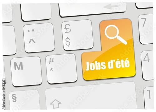 clavier jobs d'été