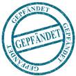 gEPFÄNDER sTEMPEL  '130212-SVG=!