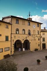 Radda in chianti, Palazzo, del Municipio , Toscana 6