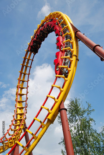 Looping du grand huit - 49483008