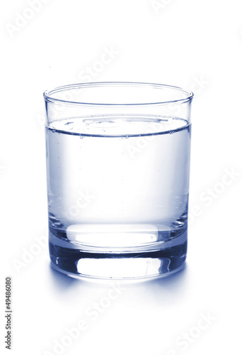 canvas print picture A Glass of Water