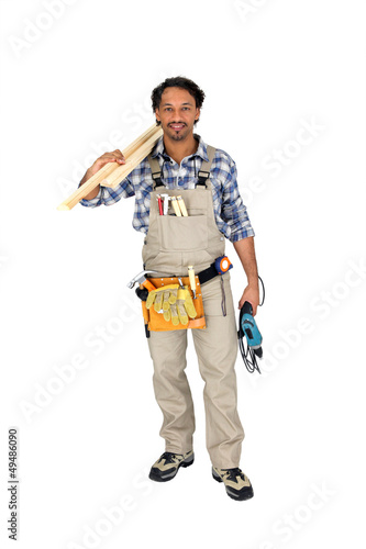 Full length carpenter