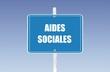 panneau aides sociales