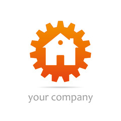 Building Company Orange Gear