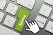 Service tastatur finger