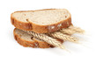 Slice Bread and wheat