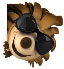 Fun hedgehog