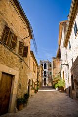 Old street, Valldemossa, Majorca