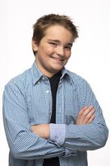 Nice boy face