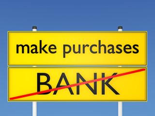 Bezahlsysteme, make purchases - 3D