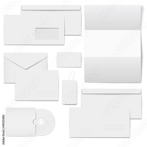Corporate Templates for Business Selected blank