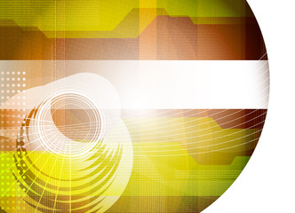 digital abstract background