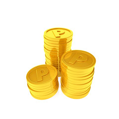 Points coins