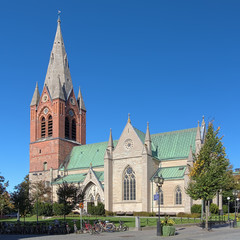 Saint Nicholas Church in Orebro, Sweden