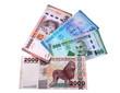 Банкноты Танзании.