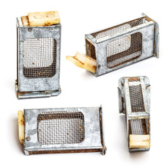 Bee cage