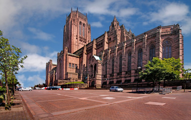 Liverpool C of E Cathedral