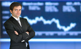 Broker Finanzberater poster