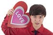 Asian Valentine's man