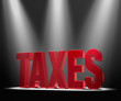 Spotlight On Taxes