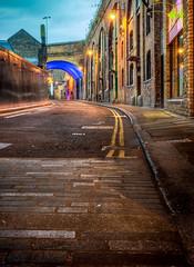 A london Street HDR