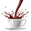 Cup of chocolade