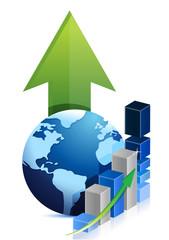 globe graph business