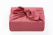 風呂敷包みの贈り物