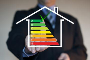 consommation d'énergie dans la maison