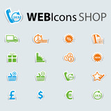 Papercut Web Shop Icon