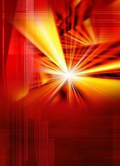 digital light burst