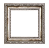 small wooden frame with thick border