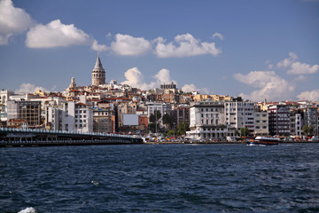Galata Kulesi Eminönü İstanbul