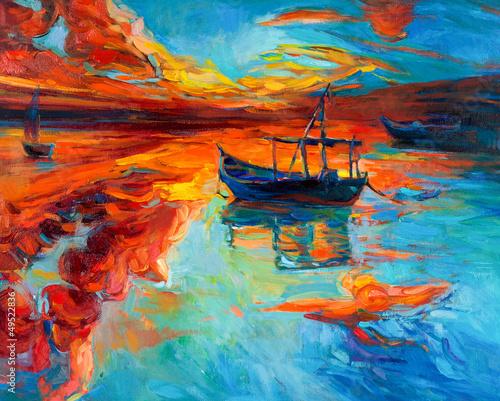 Boats - 49522836