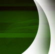 green cyber background