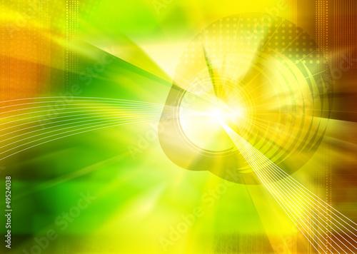 digital template backdrop