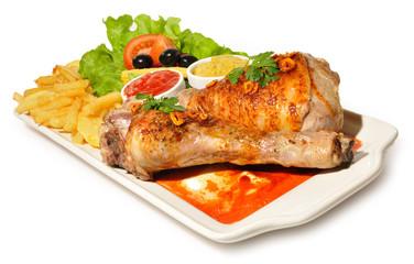 Gastronomía internacional.