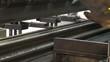 machine that bends metal