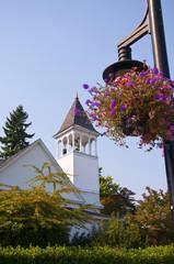 The Church on Bainbridge Island Puget Sound Seattle USA
