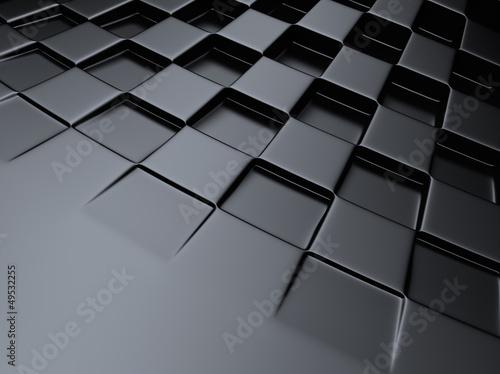 schach-metallischen-hintergrund