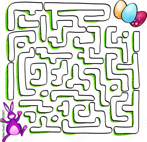 Easter labyrinth