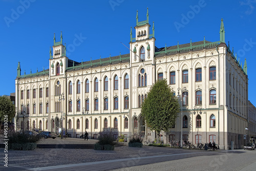 Orebro Town Hall, Sweden