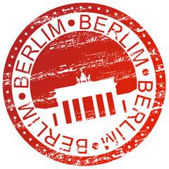 Carimbo - Berlim, Alemanha