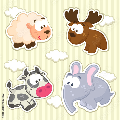 vector icon zwierzęta