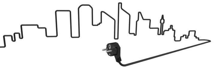 Концепция электрификации города