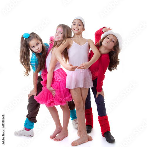 kids dance school Poster