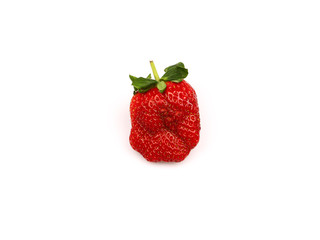 deformed strawberry